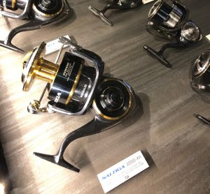 Plus Fishing Lounge Reels Exposition